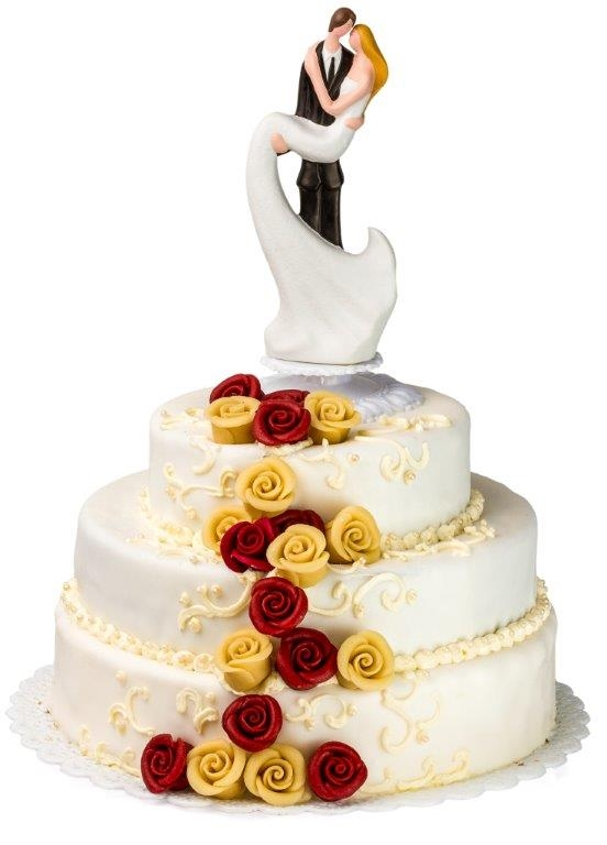 Hochzeitstorte 2 2013